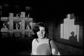 MEXICO. Mexican photographer Graciela ITURBIDE. 1984.