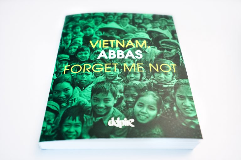New book: Vietnam, Forget ME Not