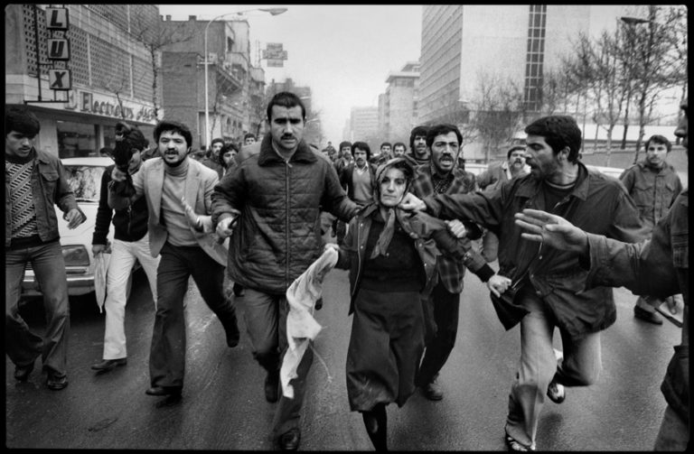 The Iranian Revolution on BBC.com